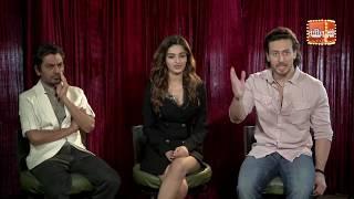 Exclusive Interview ! Munna Michael ! Tiger Shroff, Nawazuddin Siddiqui & Nidhhi Agerwal
