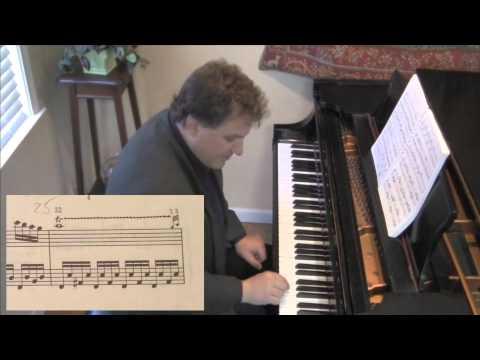 Taboloff Piano Tutorials: Trills on Sonata in C Major by Mozart