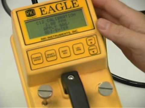Eagle Gas Monitor Training - Non Standard Toxic Gas