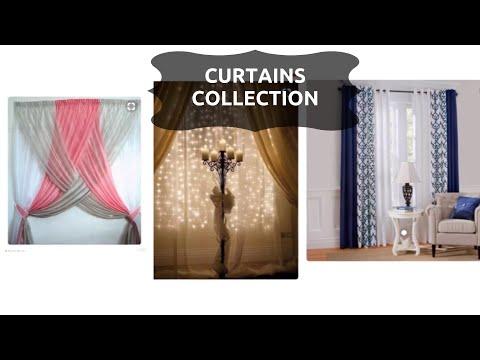 Latest Trends - Beautiful Curtain Designs