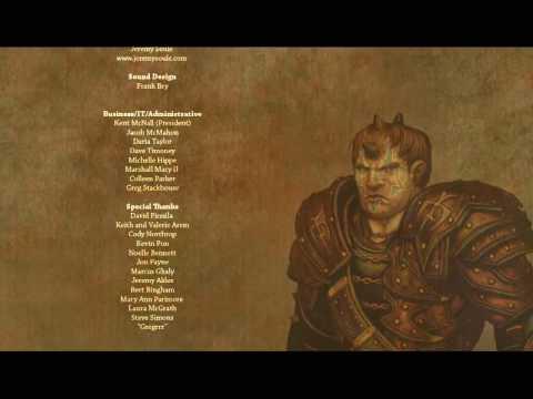 Dungeon Siege II: Broken World - Credits And Character Endings