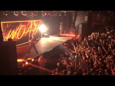 3 - Like Woah - Logic (Live in Raleigh, NC - 3/19/16)