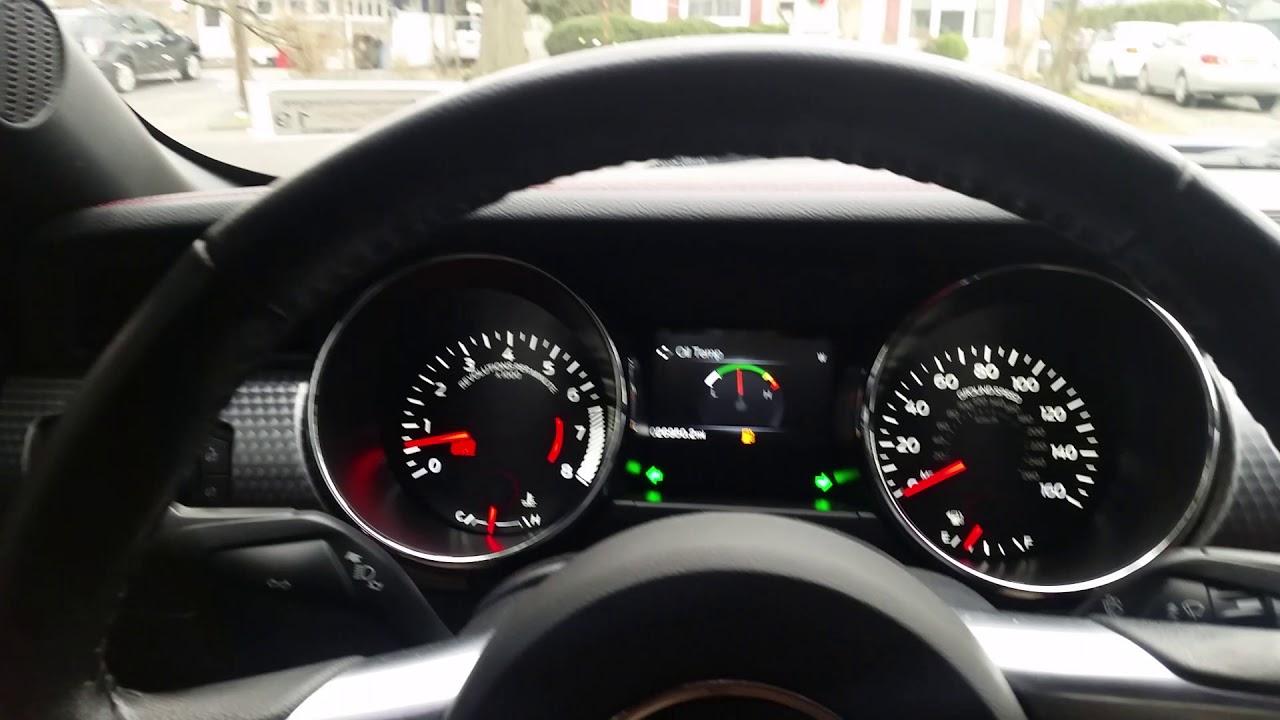 Mustang Tail Light Problem