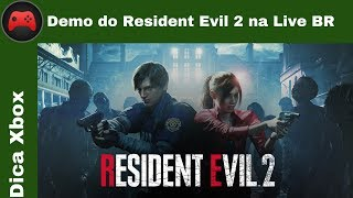 [Dica Xbox] Demo Resident Evil 2