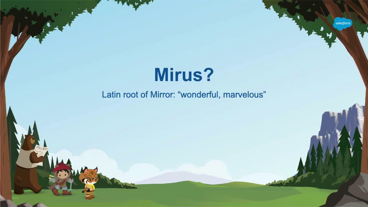 Stream Processing Meetup: High-performance data replication at Salesforce with Mirus
