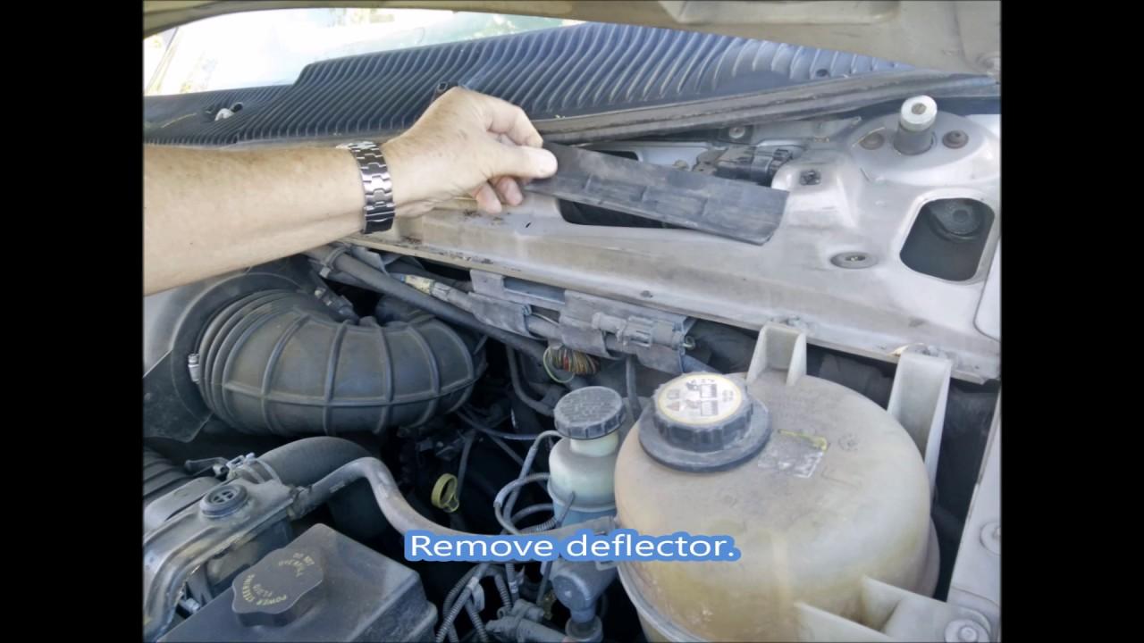 E150 Wiper Motor