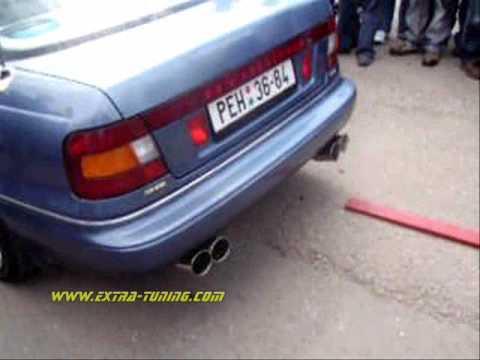 Hyundai Lantra Exhaust Sound