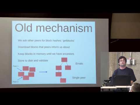 SF Bitcoin Devs Seminar: Peter Wuille Presents Bitcoin Core Release 0.10.0