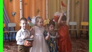 Лучшие приколы. Смешное поздравление с 1 мая от детей детского сада.