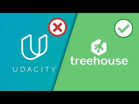 Treehouse Techdegree Vs Udacity Nano Degree