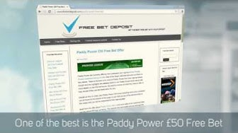Paddy Power Review and £50 Free Bet Bonus 2013