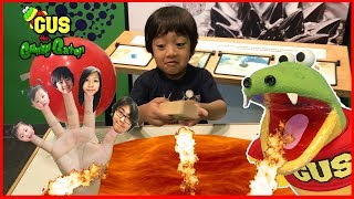 TOP 10 Gus Moments of 2017 with Ryan ToysReview