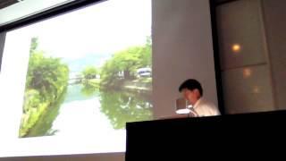宮城俊作 2012公開講義/神戸芸術工科大学(1/2)