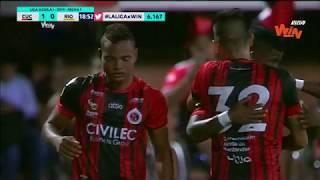 Cúcuta vs  Rionegro (3-0)   Liga Aguila 2019-I   Fecha I