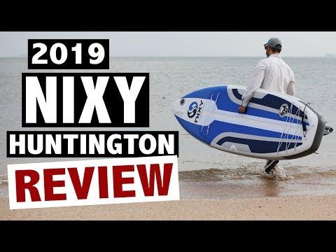 NIXY Huntington Review (2019 Compact Travel SUP)