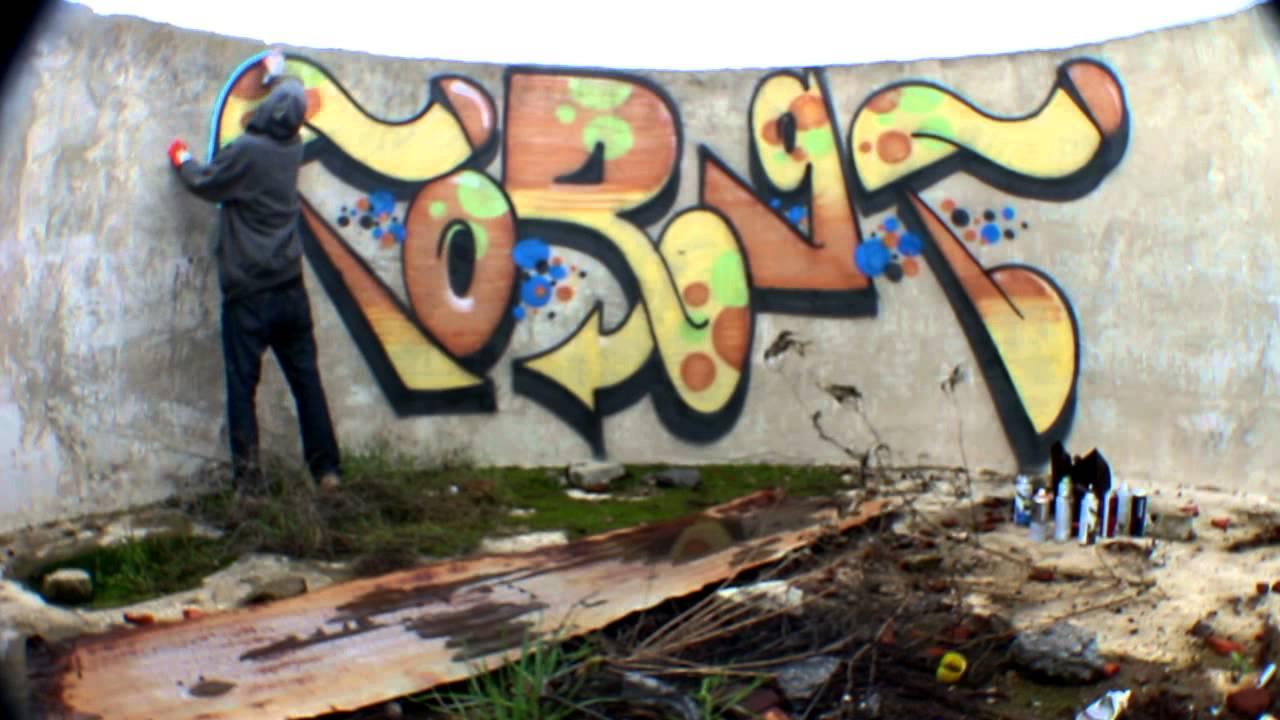 Forge Aub Graffiti
