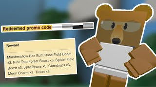 I Got 2 Billion Honey From This OP Code! (Roblox Bee Swarm Simulator)