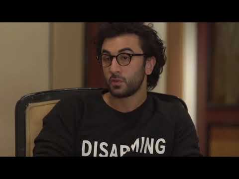 Ranbir kapoor about Dashing Fawad khan
