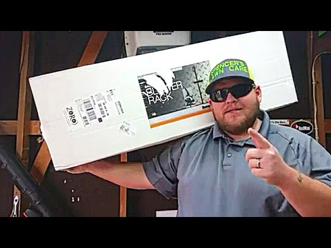 buyers-backpack-trailer-rack-unboxing