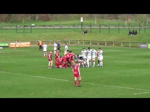 HIGHLIGHTS: Hartpury v Newcastle Falcons