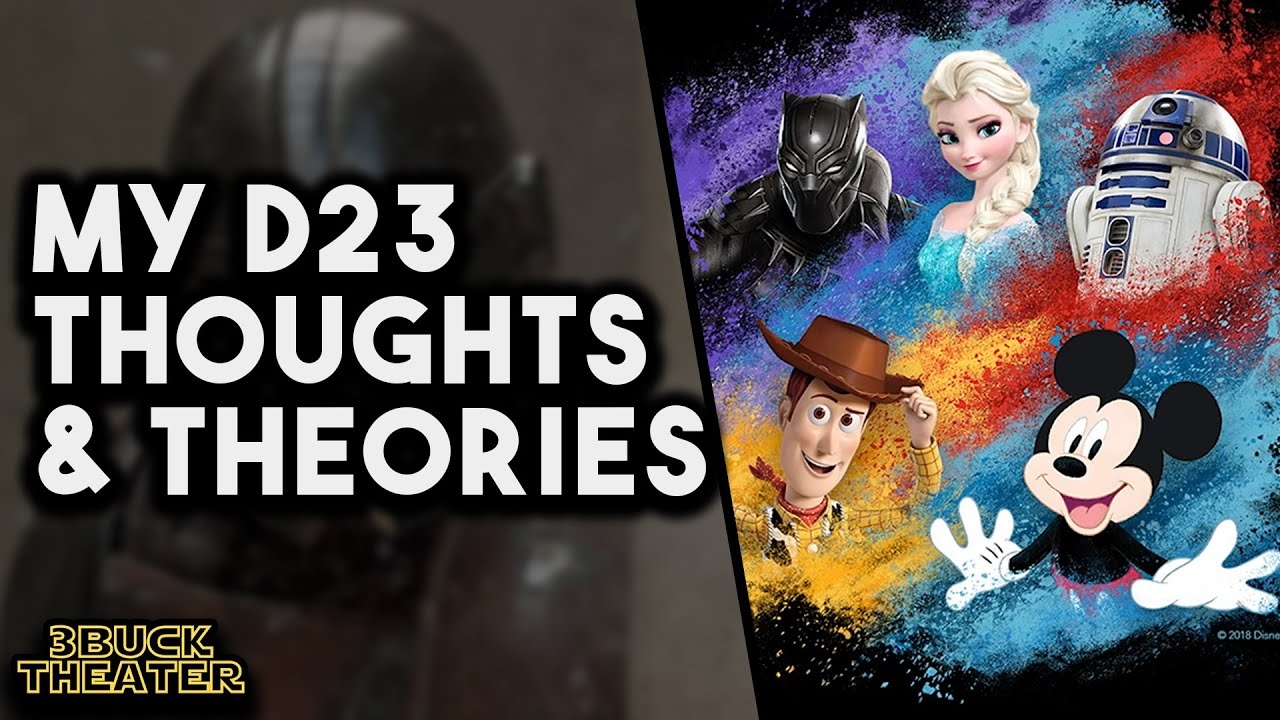 Disney Plus, Star Wars The Mandalorian, Marvel news: What to expect at Disney's D23 Expo