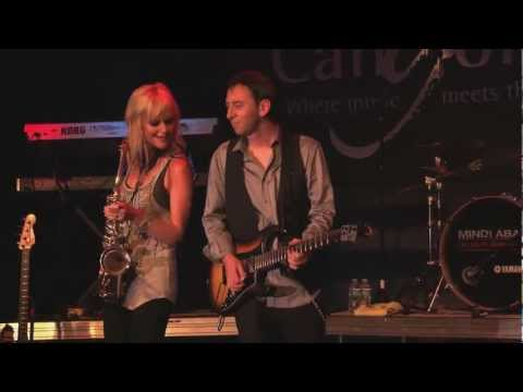 "Mindi Abair ""Flirt"" Live At The Canyon Club 2011"