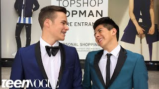 Gay Teen and Straight Best Friend Have the Best Prom Ever | Teen Vogue