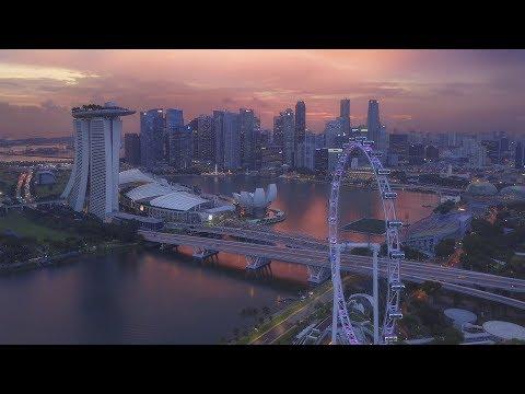 Singapore Drone Aerial 2017