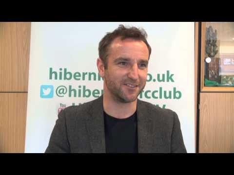 Former Captain Grant Brebner Speaks to #HibernianTV