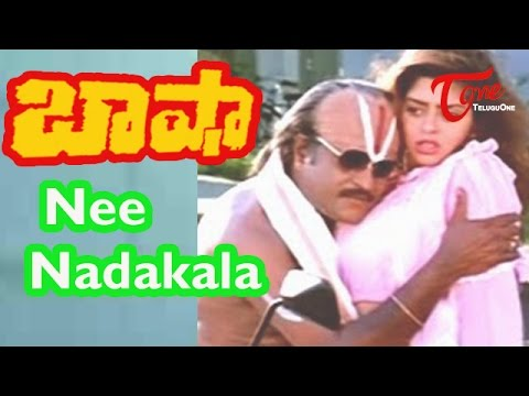 Basha Songs - Nee Nadakala - Rajinikanth - Nagma