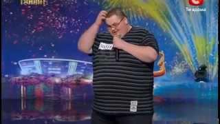 """Україна має талант-4""  - Big Brother - Саша Глух (битбоксер)"