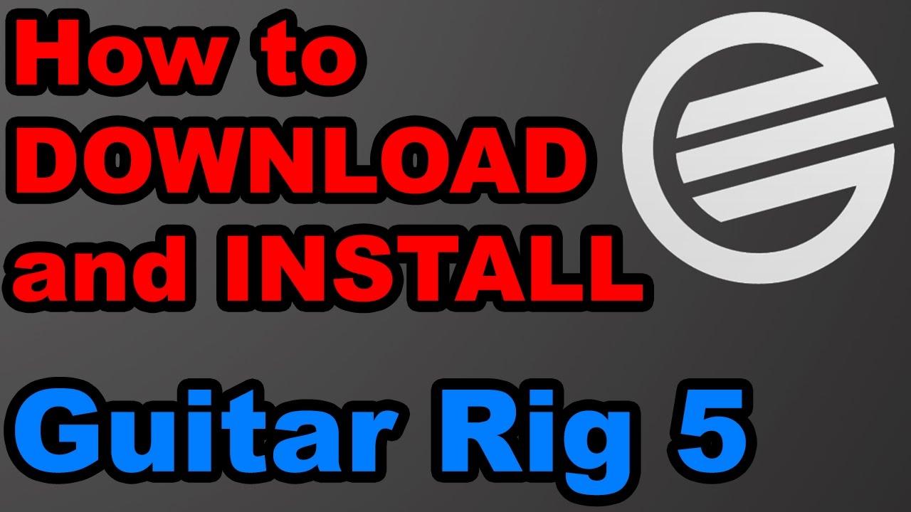 guitar rig pro torrent