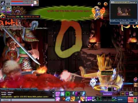 Soul Saver Online - Tournament 16/04/2017 - VS. Kelso