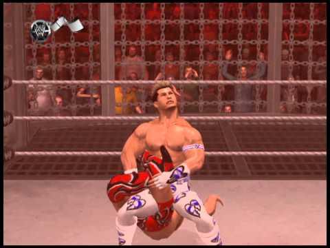 WWE SvR 2011 created superstar