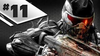 """Crysis 3 Campaign Part 11 """"CEPH SCORCHER"""" Mission 4  (Let"""