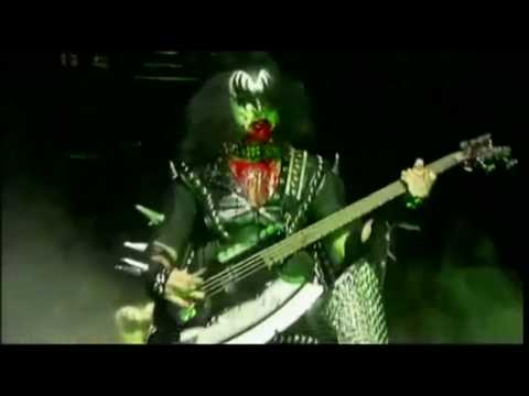 KISS  God Of Thunder  Symphony Alive Ⅳ HD