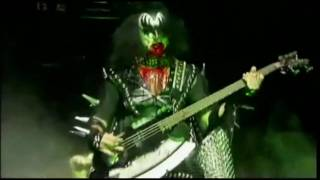 KISS - God Of Thunder - Symphony Alive Ⅳ (HD)