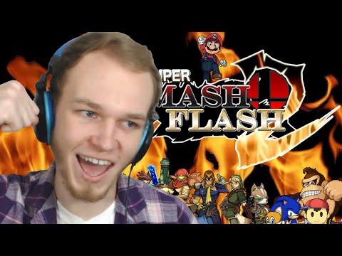 super smash flash two