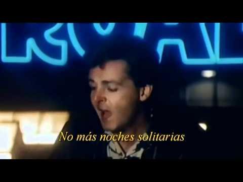 Paul Mccartney - No More Lonely Nights Subtitulada