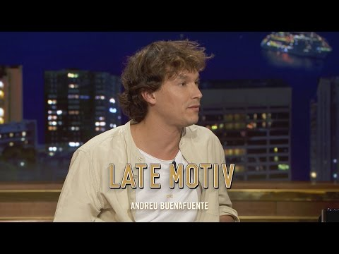 "LATE MOTIV - Ramón Mirabet. ""Home is where the heart is"" 