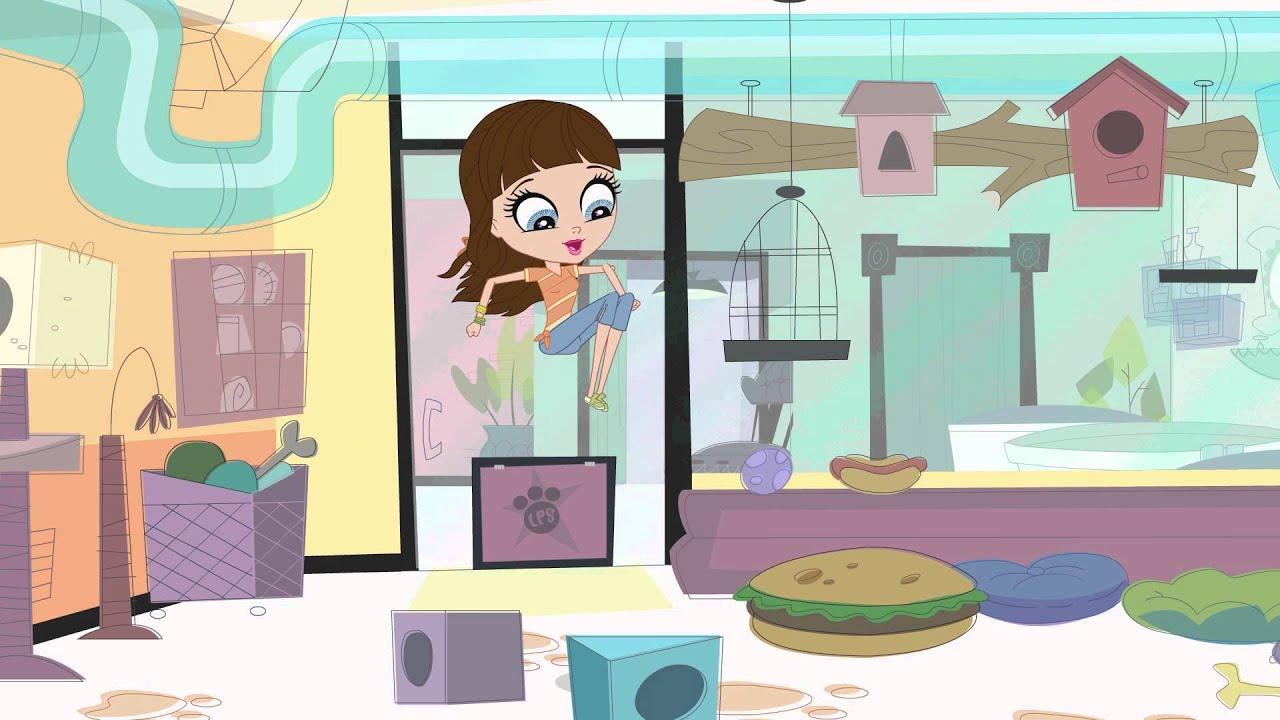 Littlest pet shop france 39 les aventures de blythe 39 portrait youtube - La boutique de laurence ...
