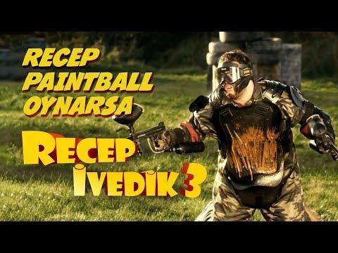 Recep Paintball Oynarsa | Recep İvedik 3
