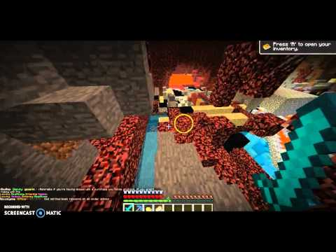 Archon Factions Gold #10 Water in the nether???
