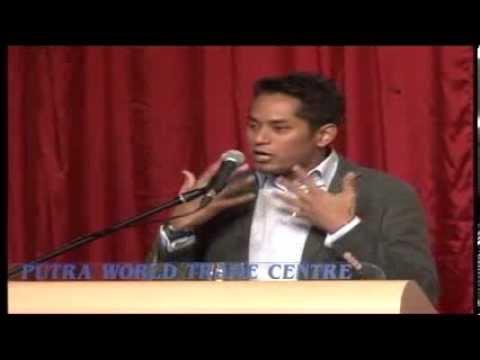 NALS 2013 - Q&A Session: YB Khairy Jamaluddin [FULL]