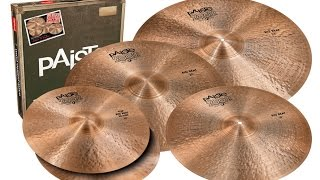 Paiste 2002 Big Beat - Big Sound Promo Set