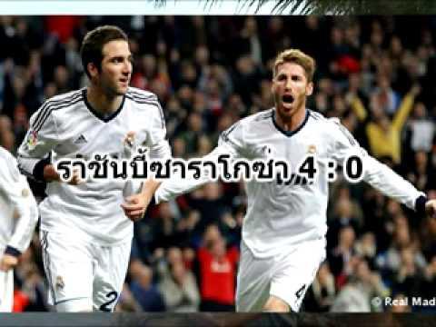 รายการ Rakball Live 04/11/2012 สรุปผลฟุตบอล