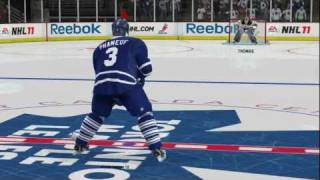 NHL 11: Shootout commentary ep. 12