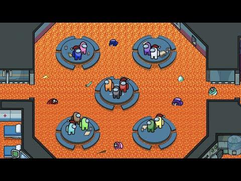 Among Us Vs Floor Is Lava Minecraft - Animation EP2