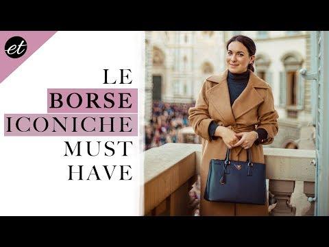 5 BORSE da donna indispensabili (designer bags)