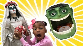 Halloween Trick or Treat Shopping Haul at Home Goods